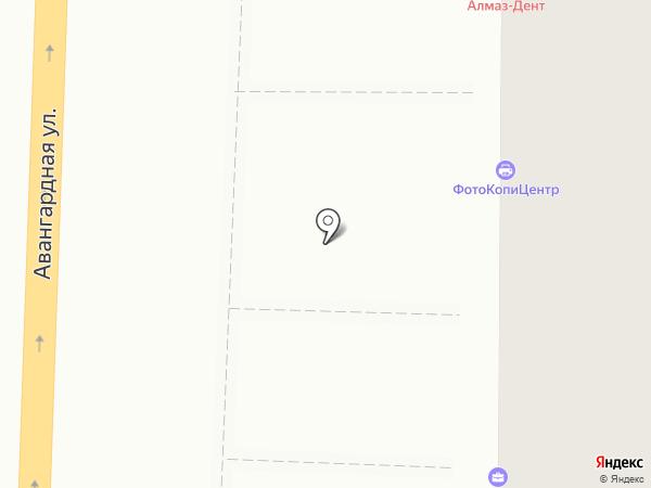 Фотокопировальный центр на карте Казани