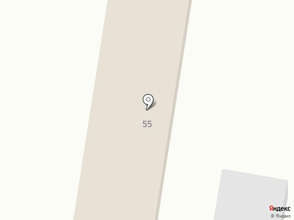 Аида на карте Подстепок