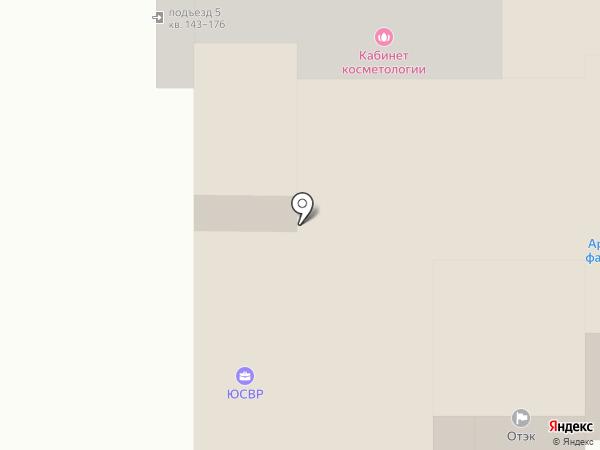 МАСТЕР-ЦЕНТР на карте Казани