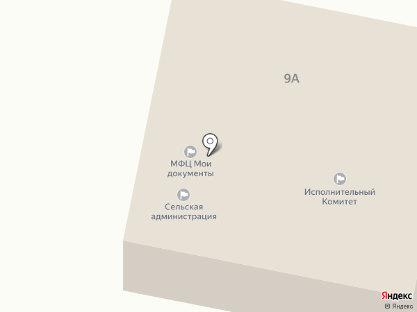 Почтовое отделение №625 на карте Песчаных Ковалей