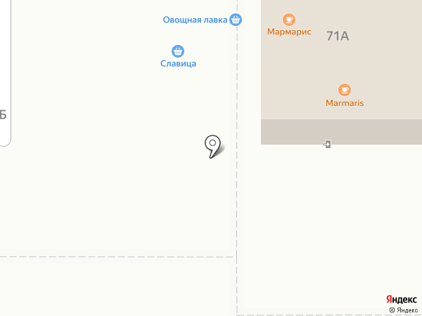 Жар-Печка на карте Казани