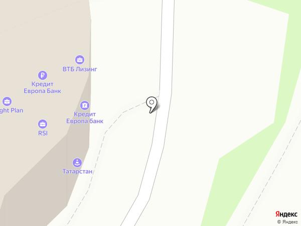 РЕНТГЕН на карте Казани