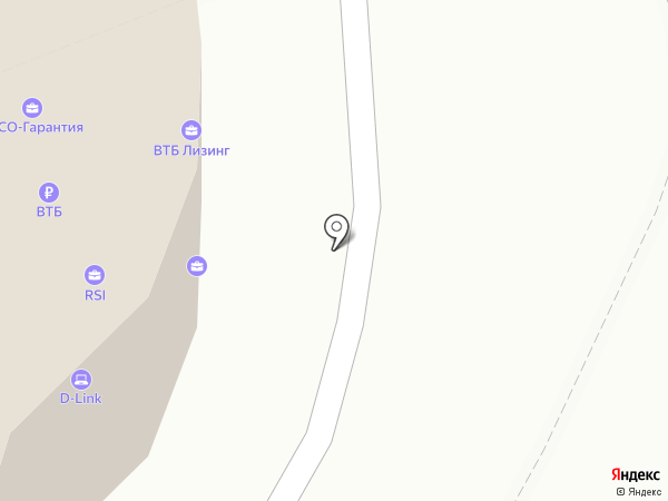 АРМ на карте Казани