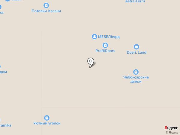 Хохо на карте Казани