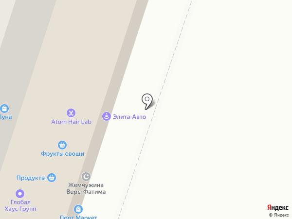 ТЕХХАУС на карте Казани