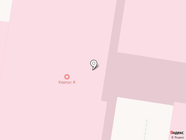 Доктор 116 на карте Казани