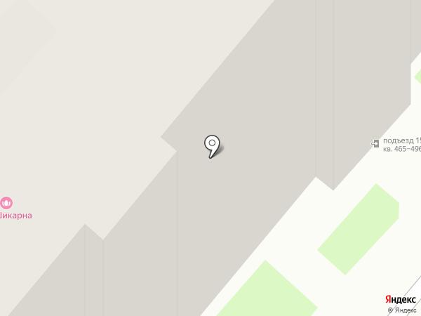 Альфир на карте Казани