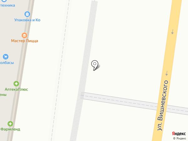 Выход на карте Казани