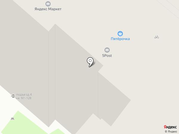 XAN на карте Казани