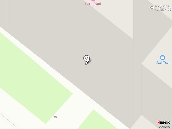 Андронова на карте Казани