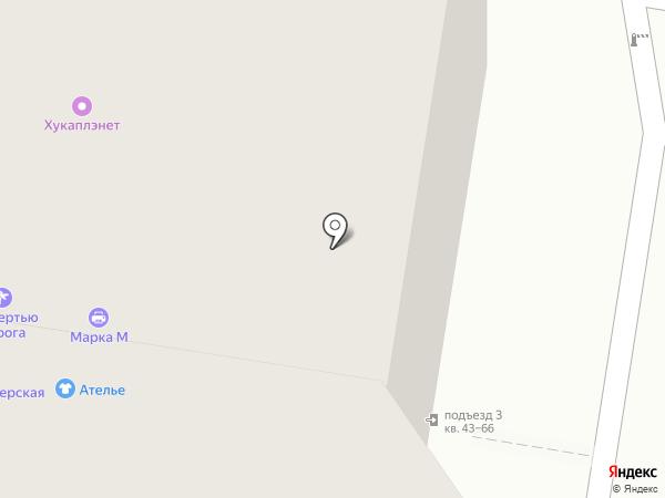 Джаджир на карте Казани