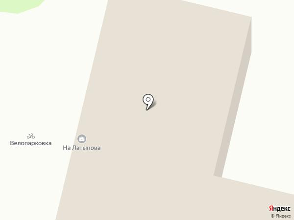 Вершина на карте Казани