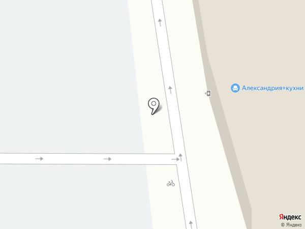AERO на карте Казани