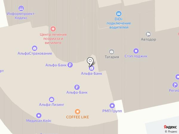 VIVAX на карте Казани