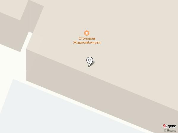 Казанский жировой комбинат на карте Усадов