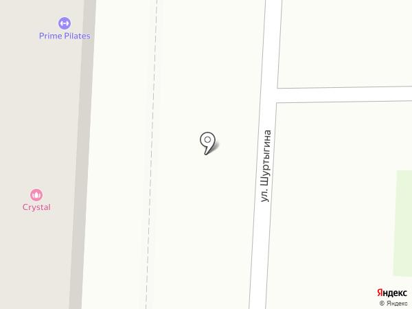 Счастливый дом на карте Казани