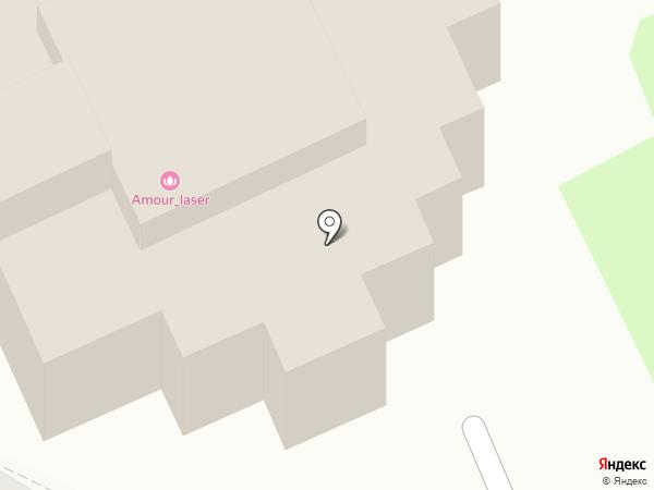 Автоспринт на карте Казани