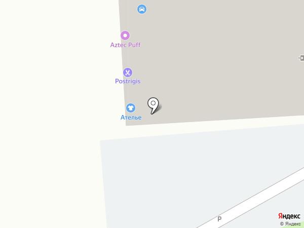 У Фонтана на карте Казани