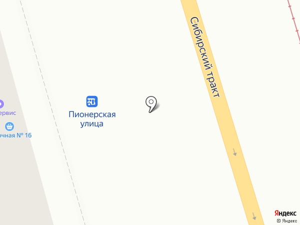 Алмагач на карте Казани