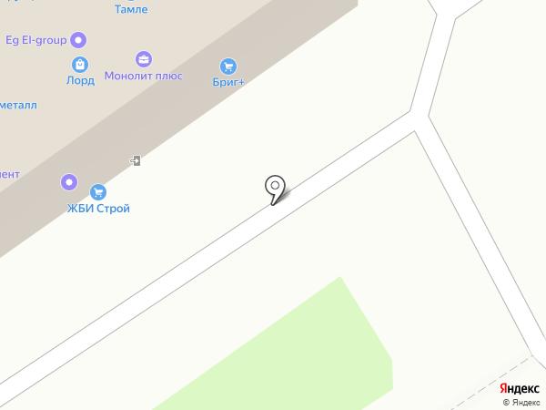 СтройАвтоТранс на карте Казани