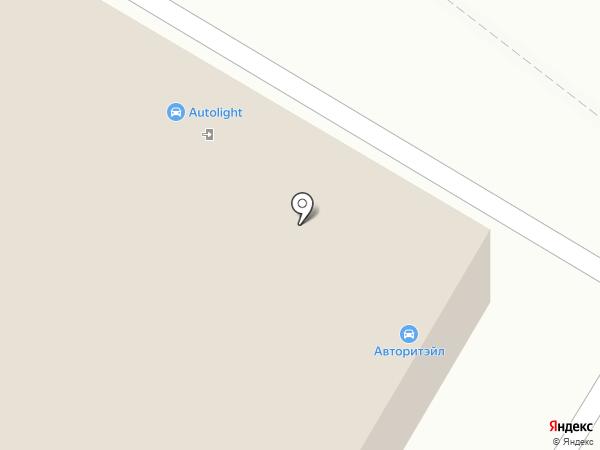 ГАЗ на карте Казани
