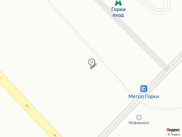 Транспортная карта на карте Казани