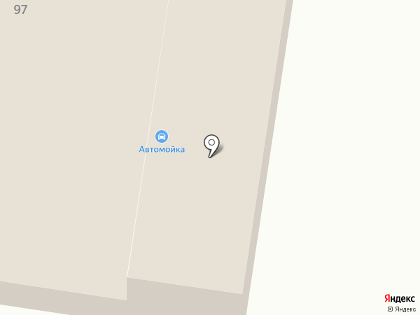 Автомойка на карте Подстепок