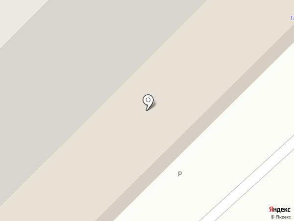 Райский уголок на карте Казани