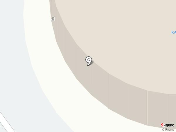 Ford на карте Казани