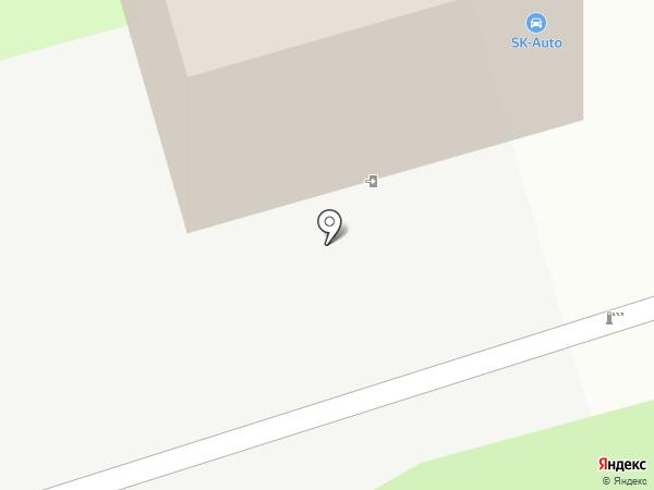 АДИТР на карте Казани