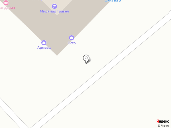 ДОБРО на карте Казани