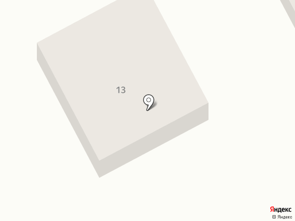 Озёрная долина на карте Столбища