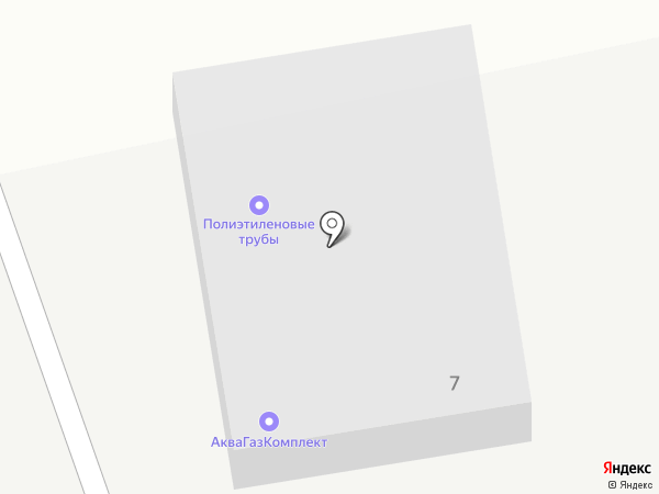 Автостоянка на карте Столбища