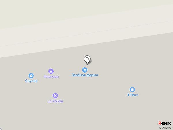 Жако на карте Казани