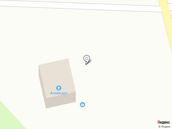 Продуктовый магазин на карте Усадов