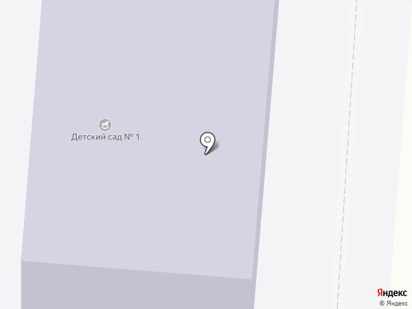 Умка на карте Столбища