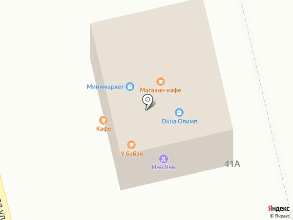 Суши-Ешь-Ка на карте Усадов