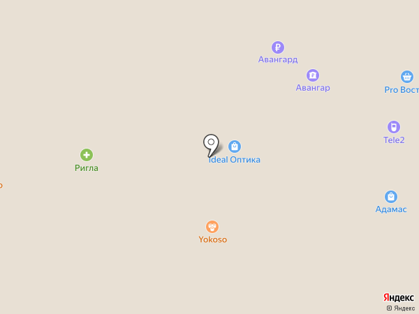 YOkoso на карте Казани