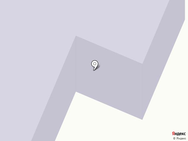 Средняя общеобразовательная школа на карте Столбища