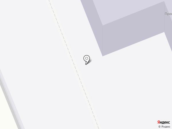 Усадская прогимназия на карте Усадов