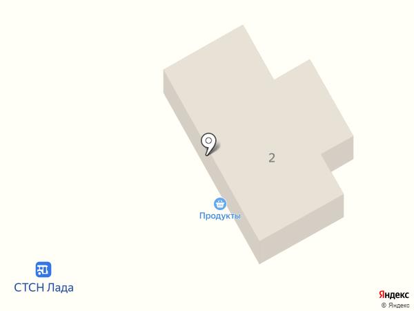 Мир продуктов на карте Подстепок