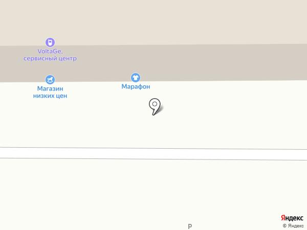 Moon на карте Казани