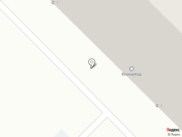 Дом на Дубравной на карте Казани