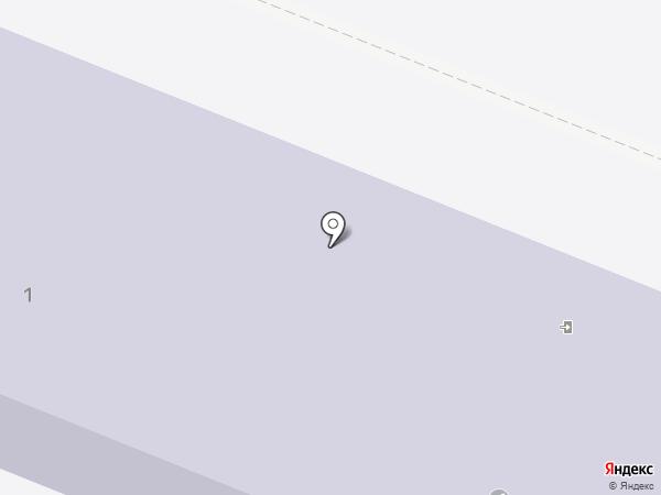 Родничок на карте Приморского