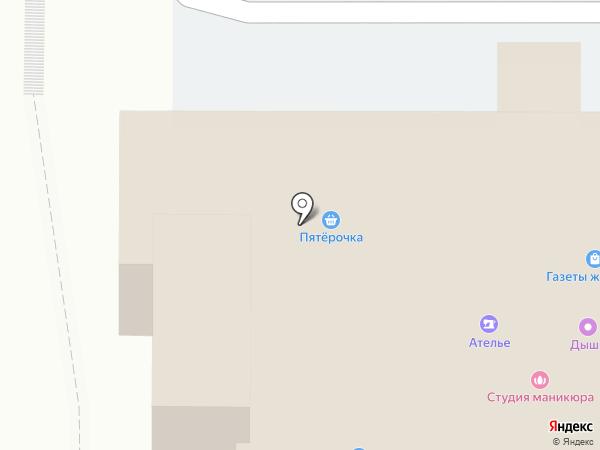 ГринМарт на карте Казани
