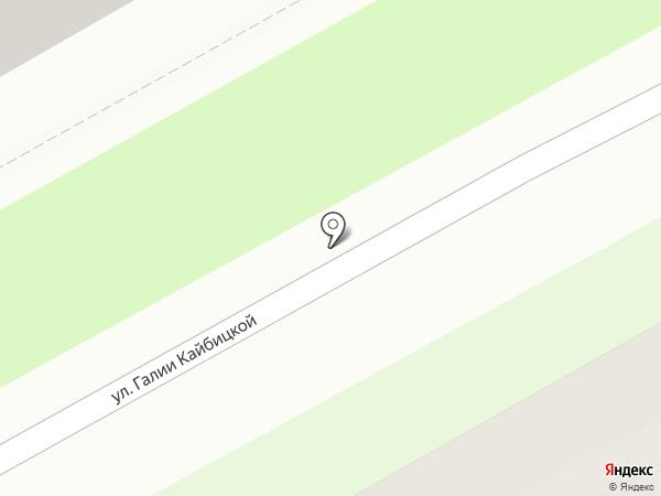 МегаФон на карте Казани