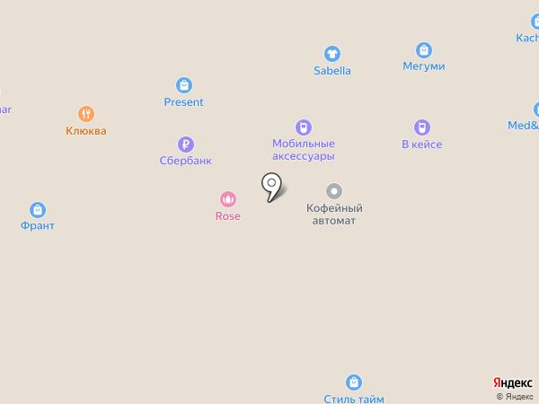 Чемпион на карте Казани