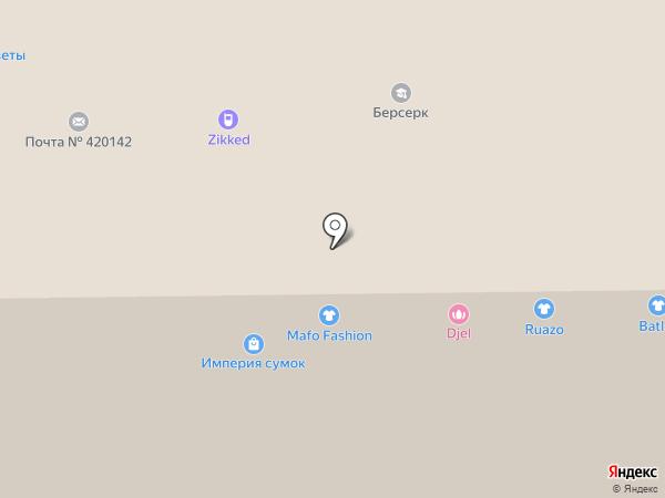 SV-Мебель на карте Казани