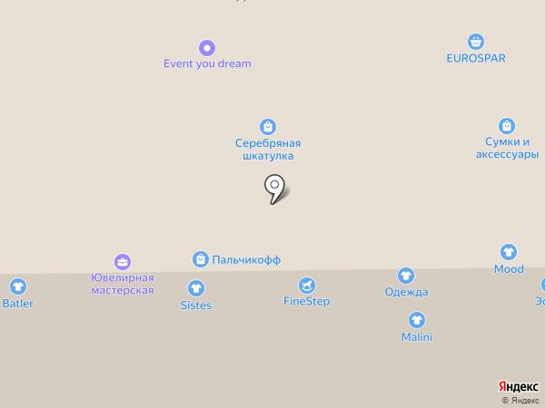 Hello Belle на карте Казани