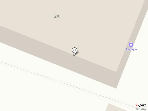 Салон-магазин цветов и сувениров на карте Приморского